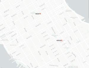 Koeppel Rosen Portfolio Map